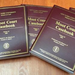 Casebook Pile